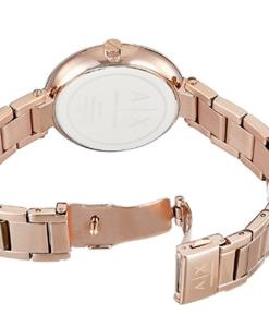 Armani Exchange Street Womens Stainless Steel Watch