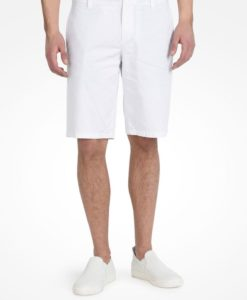 Bermuda AX Chino Shorts Branca