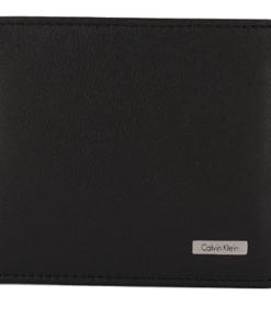 Carteira Black Rail Slimfold Wallet by Calvin Klein