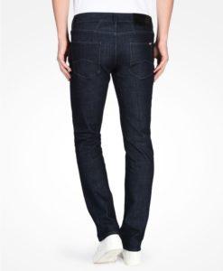 Calça Dark Rinse Straight-leg Jeans