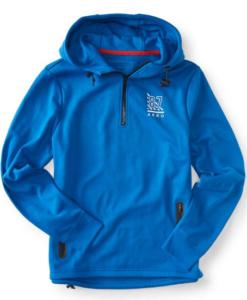 Agasalho 87 Athletic Pullover Hoodie Azul