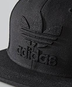 Boné Adidas Men's Originals Snapback Flatbrim Cap