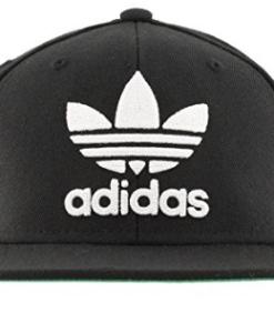 Boné Adidas Men's Originals Snapback Flatbrim Cap Preto