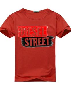 Camiseta Diesel l Logo For 2017