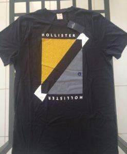 Camiseta Hollister Graffite G