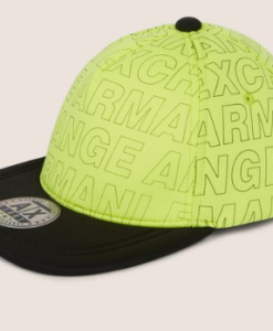 ALLOVER LOGO HAT