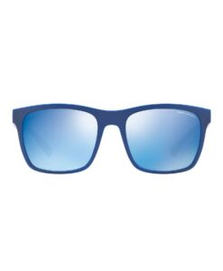 Pool Blue Retro Sunglasses