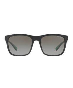 Sleek Colorblock Retro Sunglasses