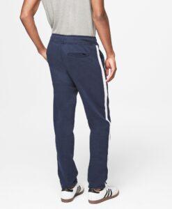 Moletom A87 Nyc Slim Sweatpants Azul